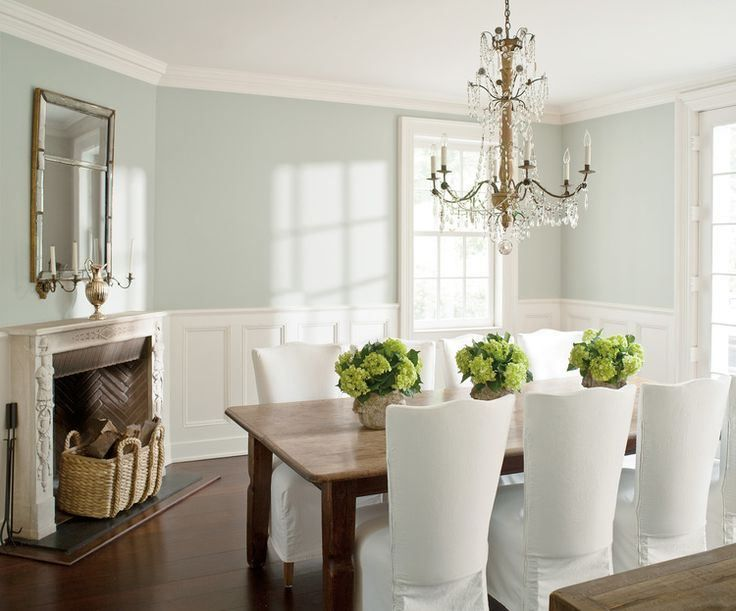Dining Room Paint Ideas With Chair Rail White Spray Paint Wood Picture Frame Dark Brown Varnish Brown Living Room Decor Brown Living Room Dark Wood Living Room