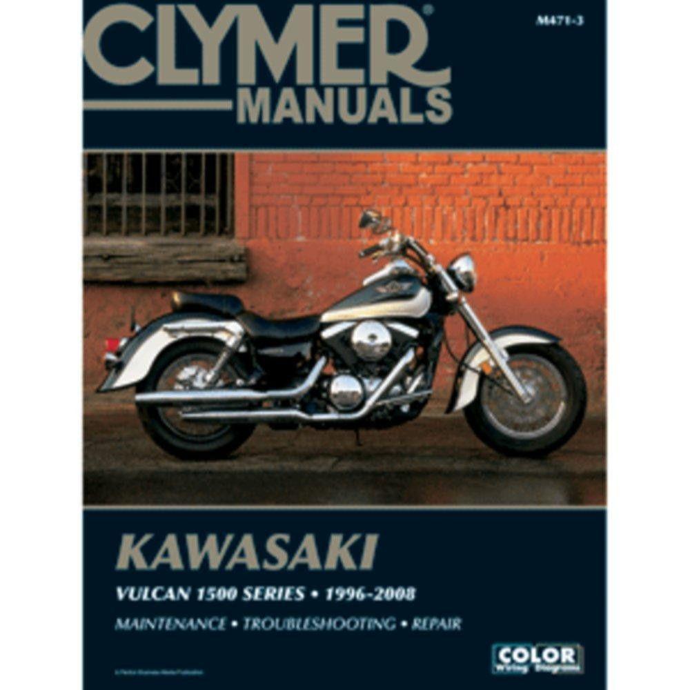 Clymer Kawasaki Vulcan 1500 Series (1996-2008)