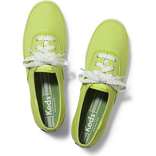 keds slip on tennis shoes womens green