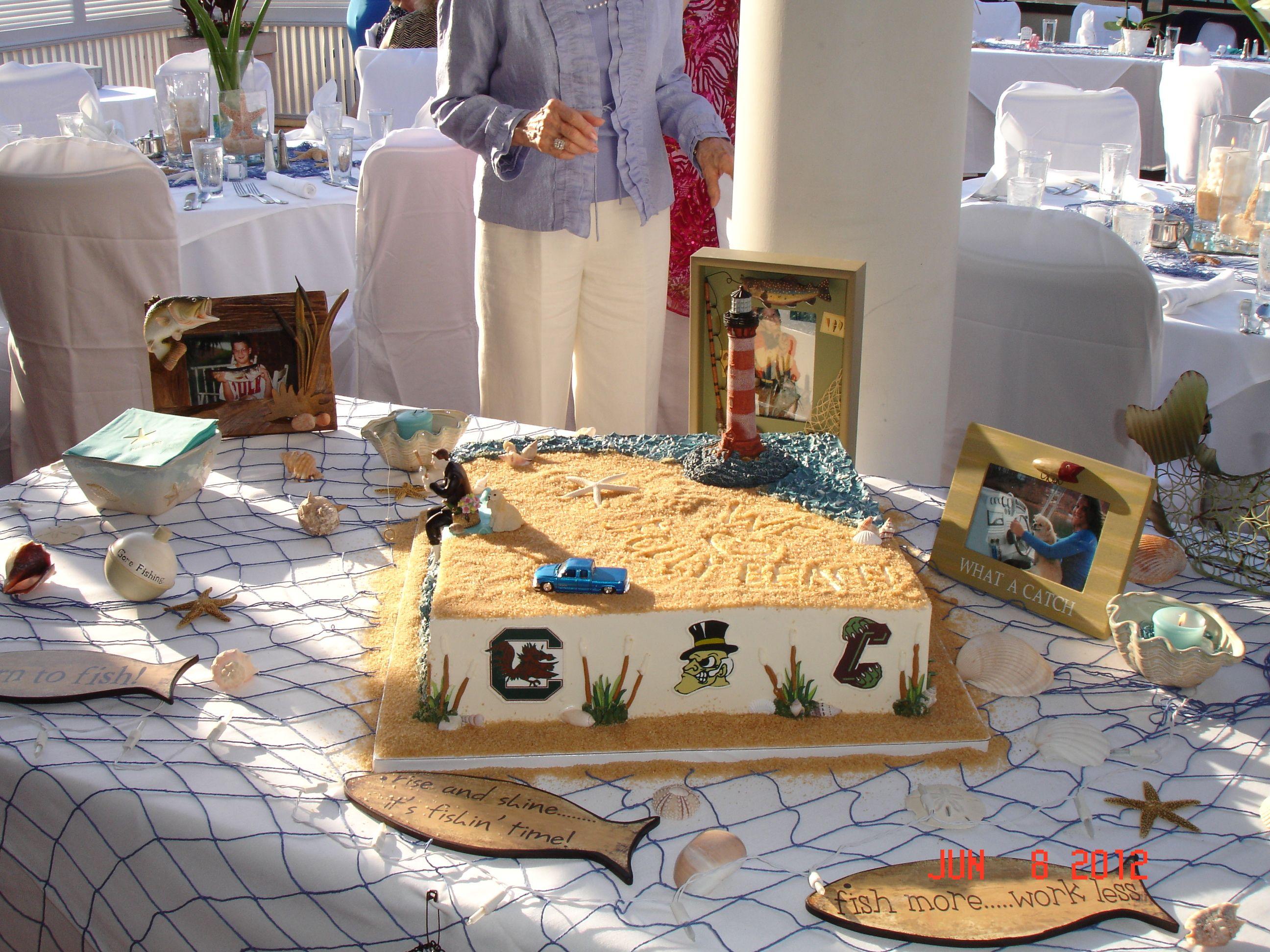 The Cake Stand Folly Beach