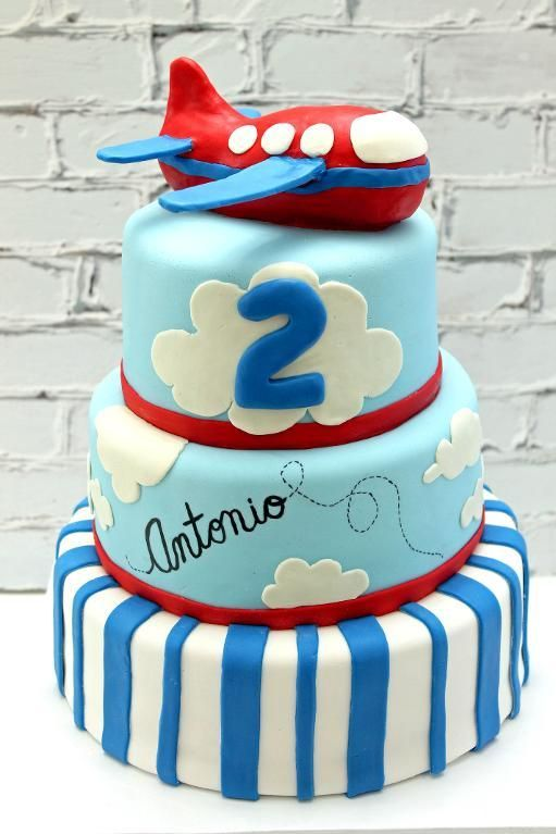 Marvelous Airplane Birthday Cake By Cdangelo Cake Decorating Ideas Funny Birthday Cards Online Inifofree Goldxyz