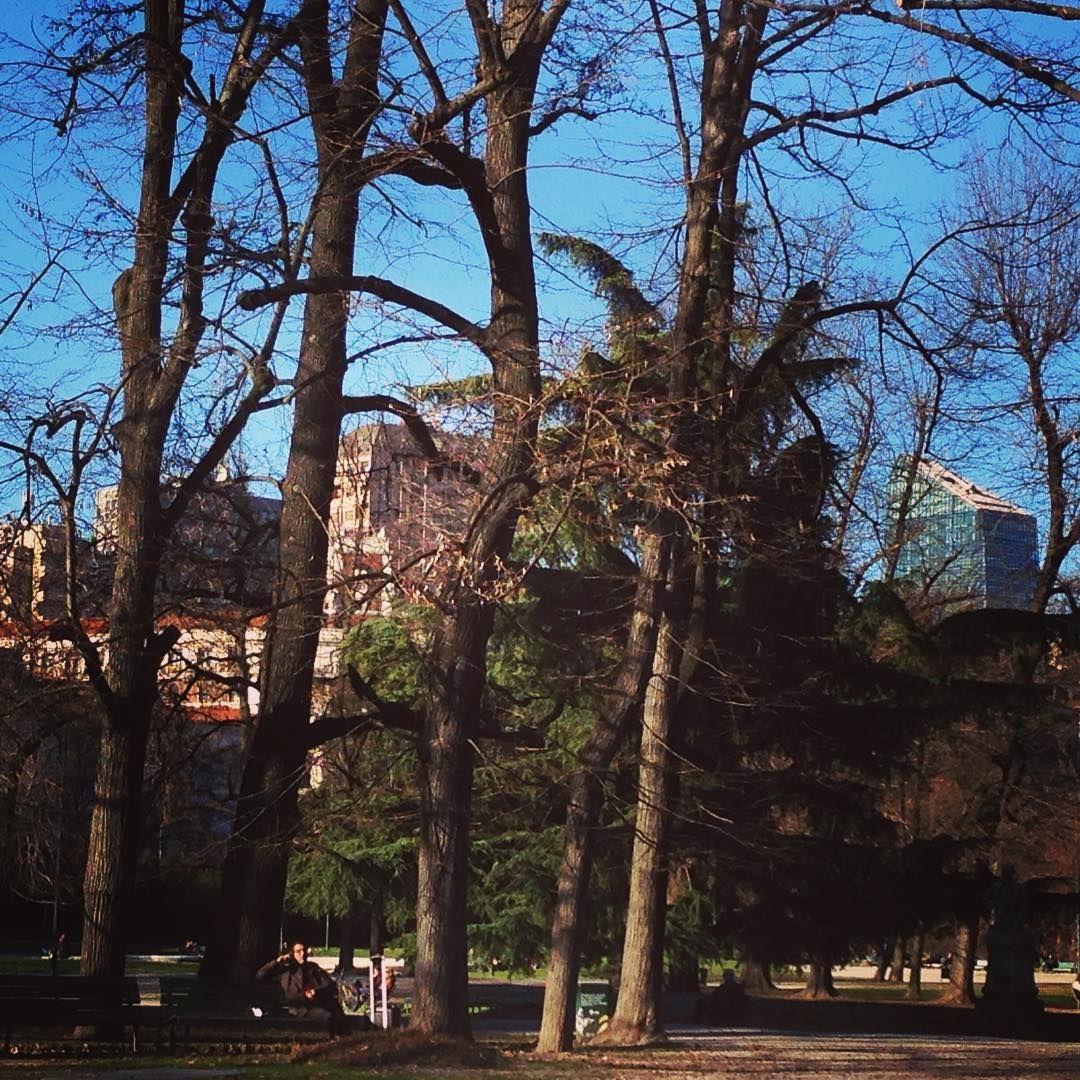 Giardini pubblici Indro Montanelli milan publicgardens