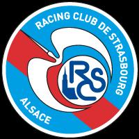 Club Profile Rc Strasbourg Alsace Squad Ligue 1 Uber Eats Strasbourg Soccer Logo Football Predictions