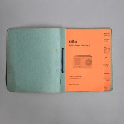 RF. Ashlin  Braun electrical - Print material / artwork - Braun Kundendienst