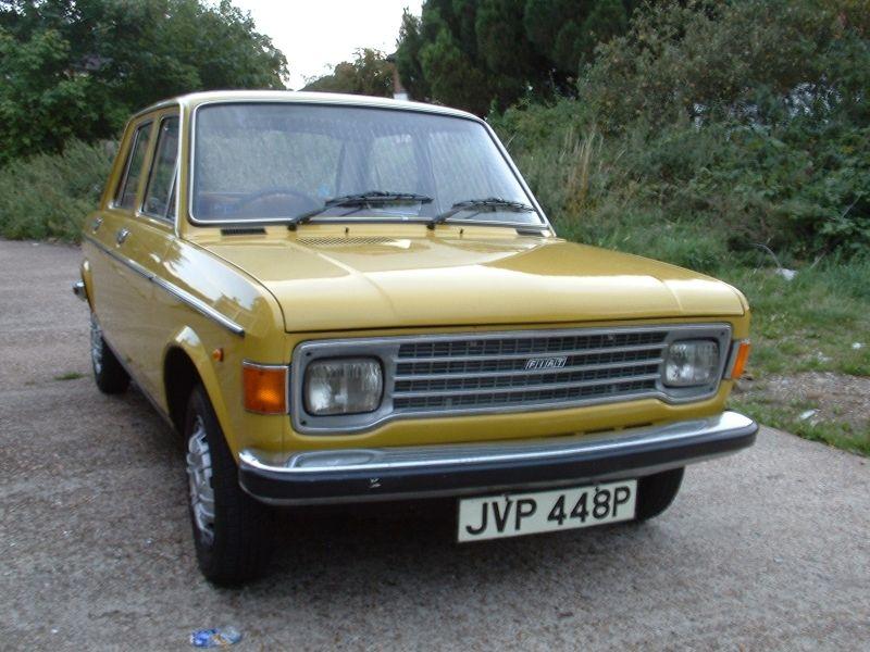 Fiat 128 Special Fiat 128 Auto Auto D Epoca