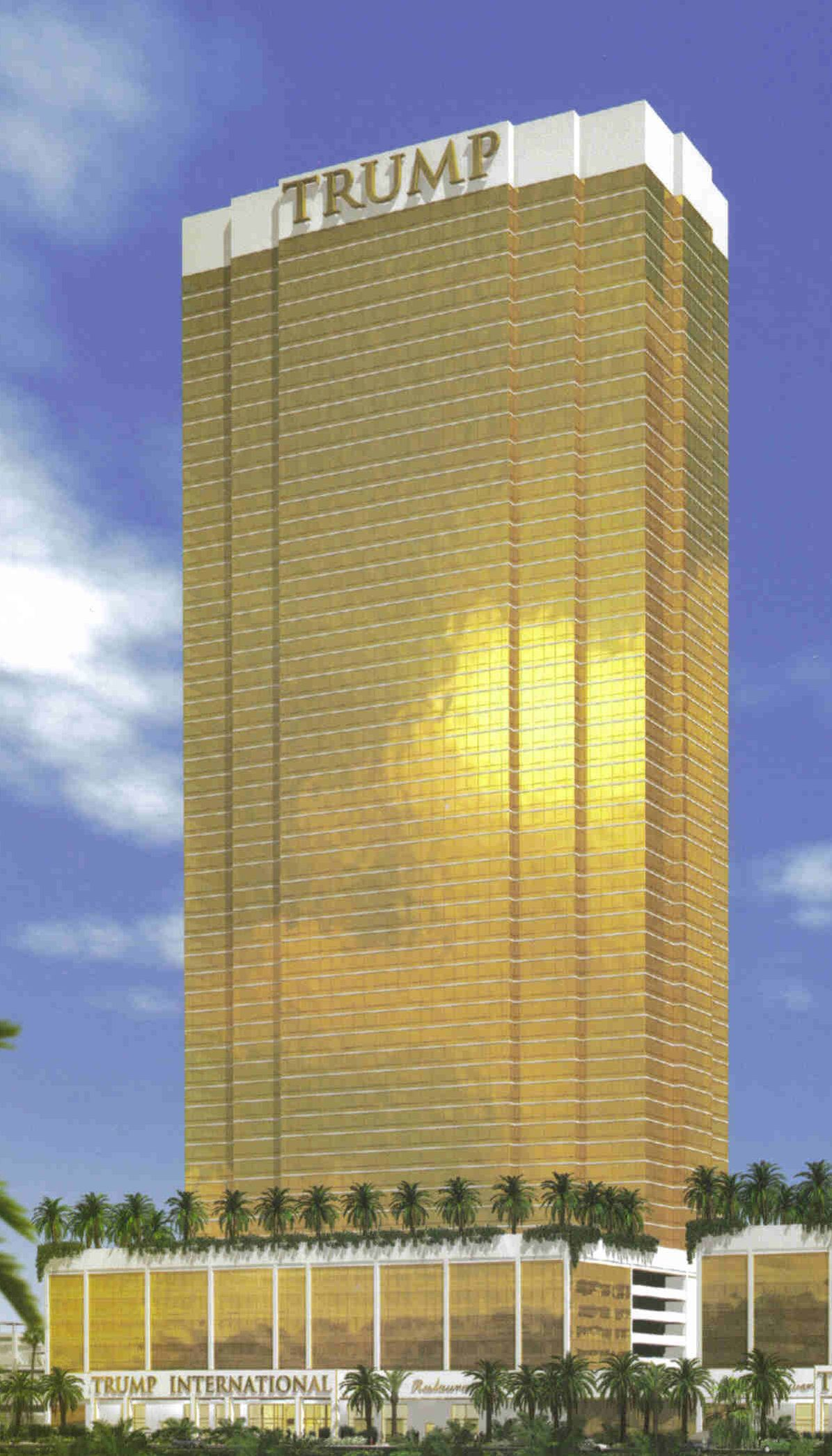 Trump Tower Condo For Sale Available For Assignment At 2005 Prices Trump Tower Las Vegas Trump International Hotel Las Vegas Las Vegas Hotels