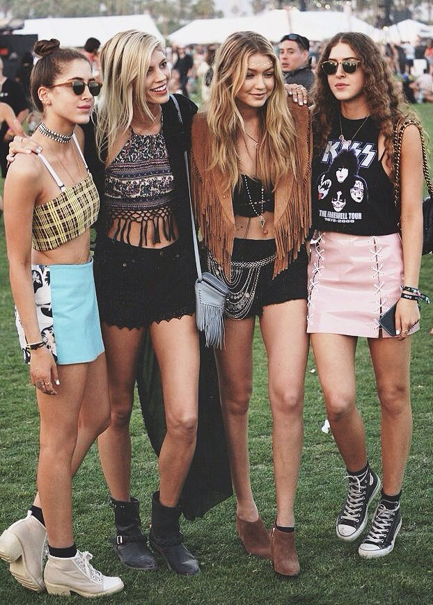 Streetstyle Coachella Outfit Festival Outfit Coachella Festival Outfits