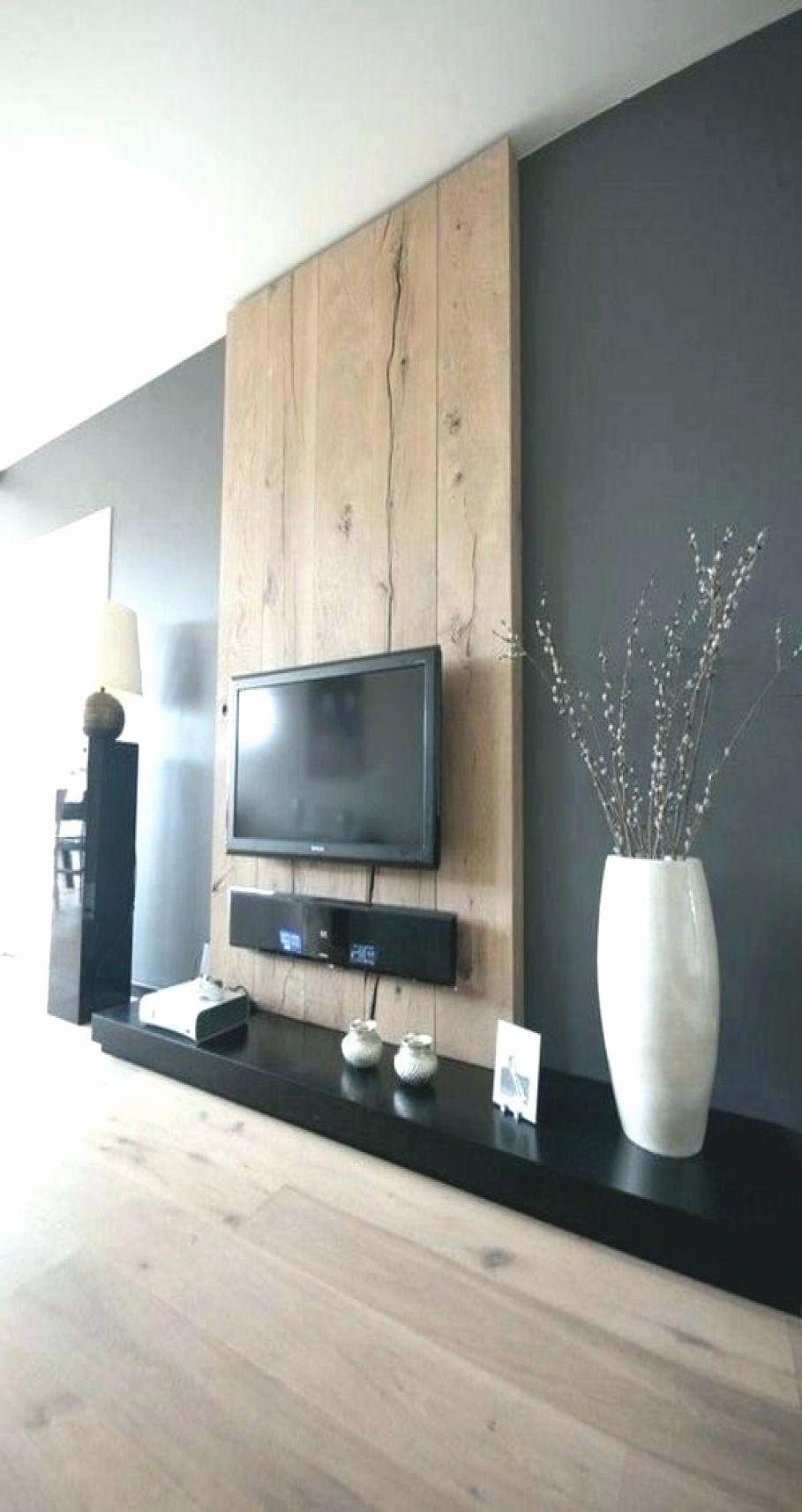 20 Schön Wohnzimmer Farben Minimalistische Woonkamer Tv Muur Decor Woonkamer Appartement