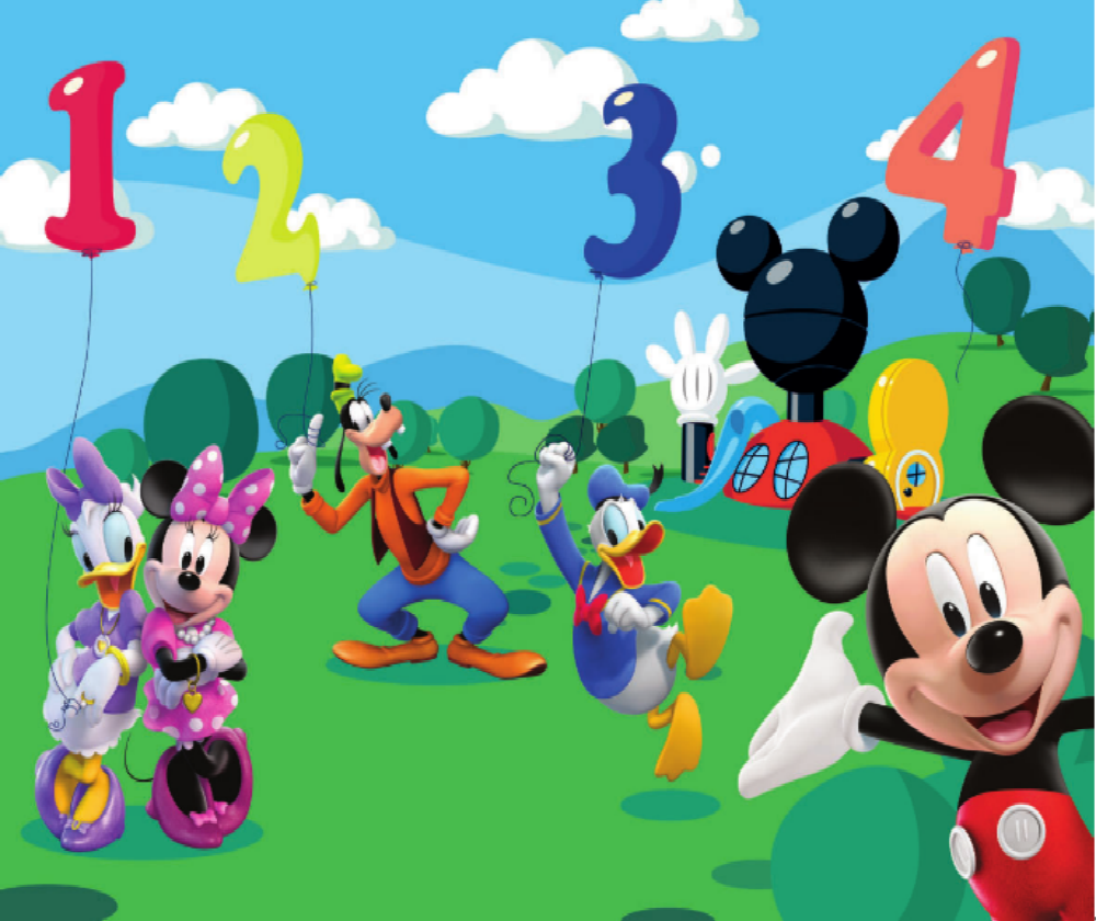 46407aa3822 Mickey Mouse Clubhouse