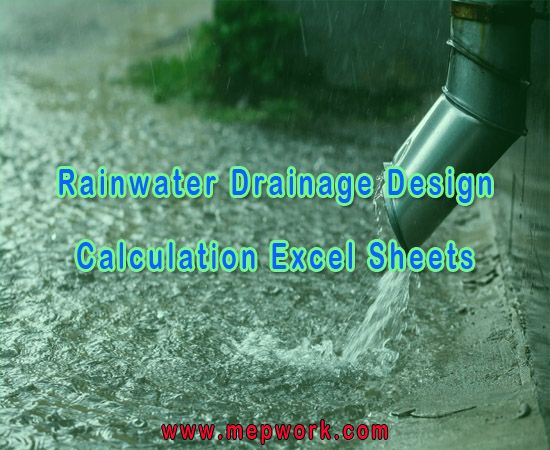 Plumbing Design Calculation Xls