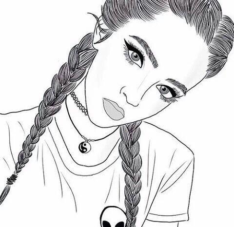 pin di shadenyagh su a r t  disegni di ragazze disegni da ragazza e schizzo di ragazza