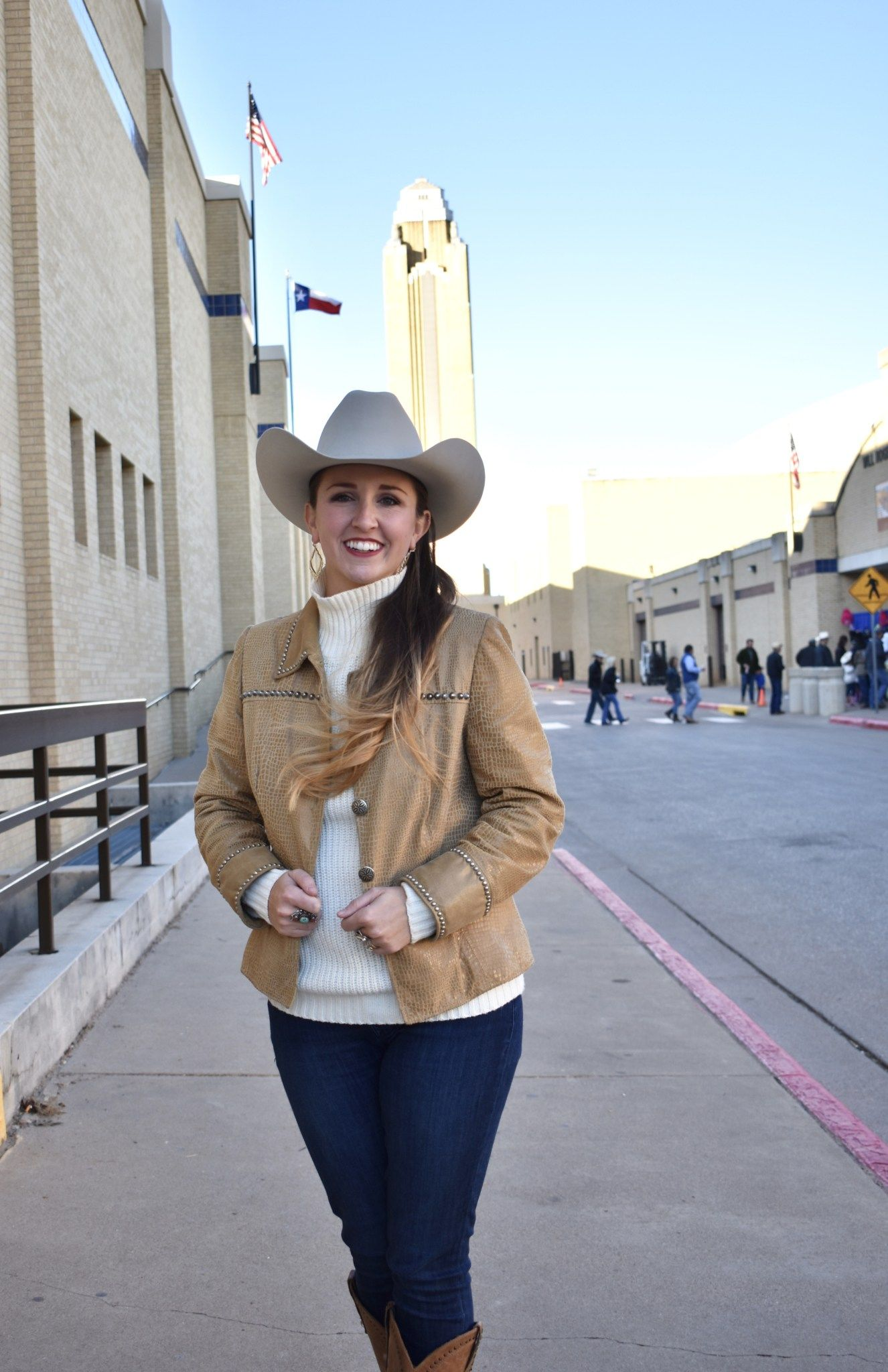 a98c7ae89014 Cute Outfit Ideas for Rodeo Season – Cait and Co. Blog