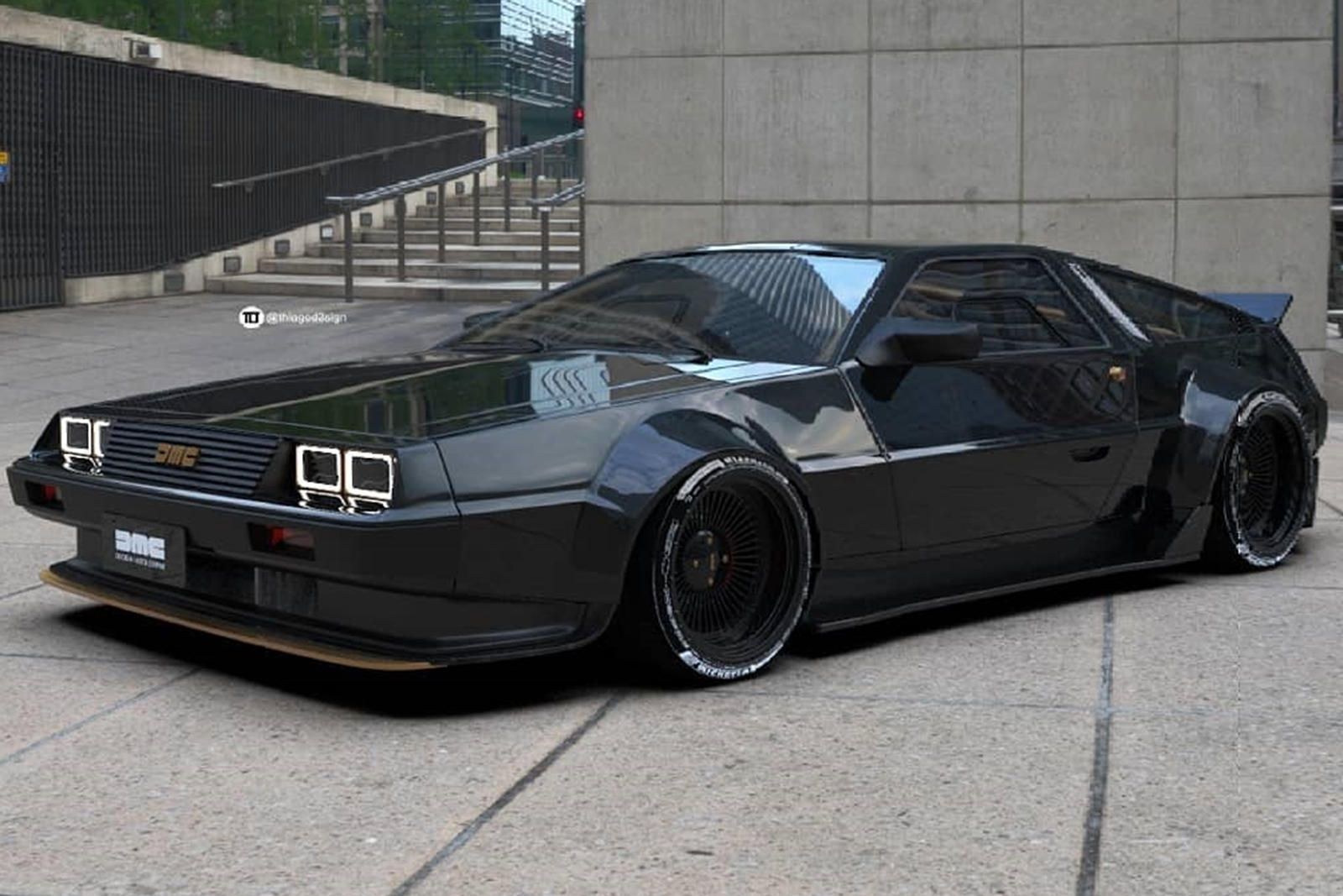 Photo of This DeLorean DMC-12 Restomod Is Exactly What We All Need | Grand Tour Nation
