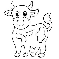 cute farm animal coloring pages google search my style pinterest farming. Black Bedroom Furniture Sets. Home Design Ideas