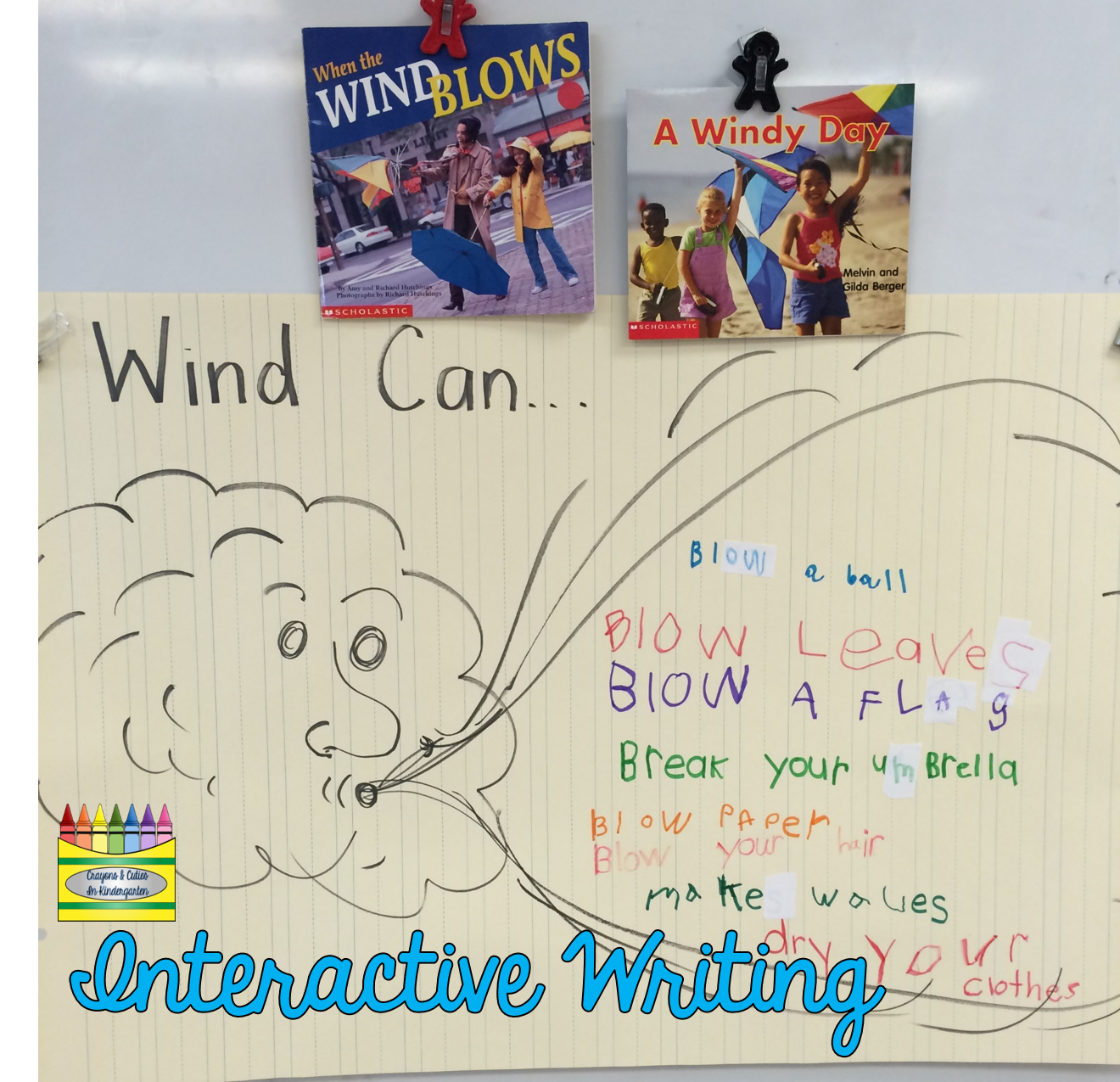 We Wrote About What The Wind Can Do Students Created