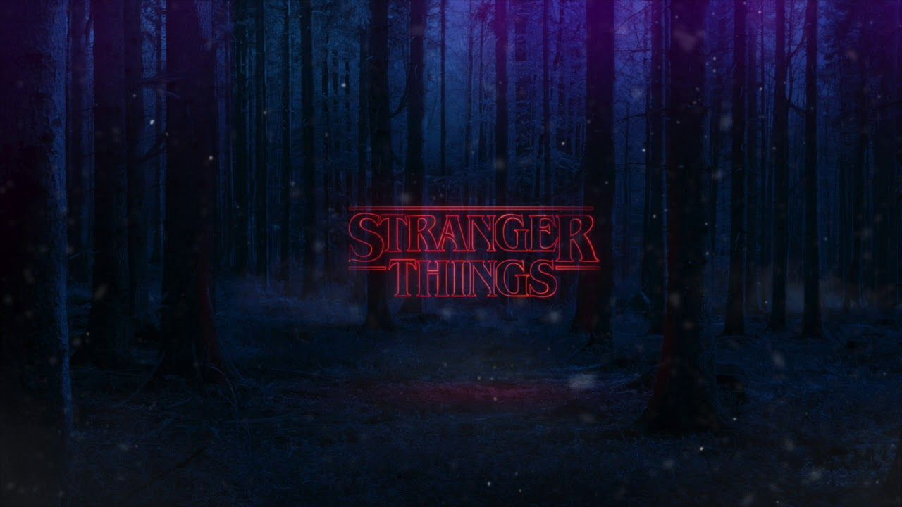 Stranger Things Music Ambience Suite Stranger Things Wallpaper Stranger Things Aesthetic Stranger Things Poster
