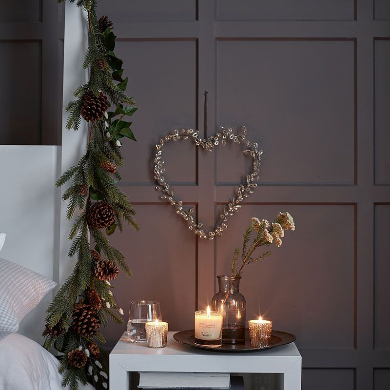 Wonderful Christmas Collection By The White Company Beautiful Christmas Decorations The White Company Christmas Decorations