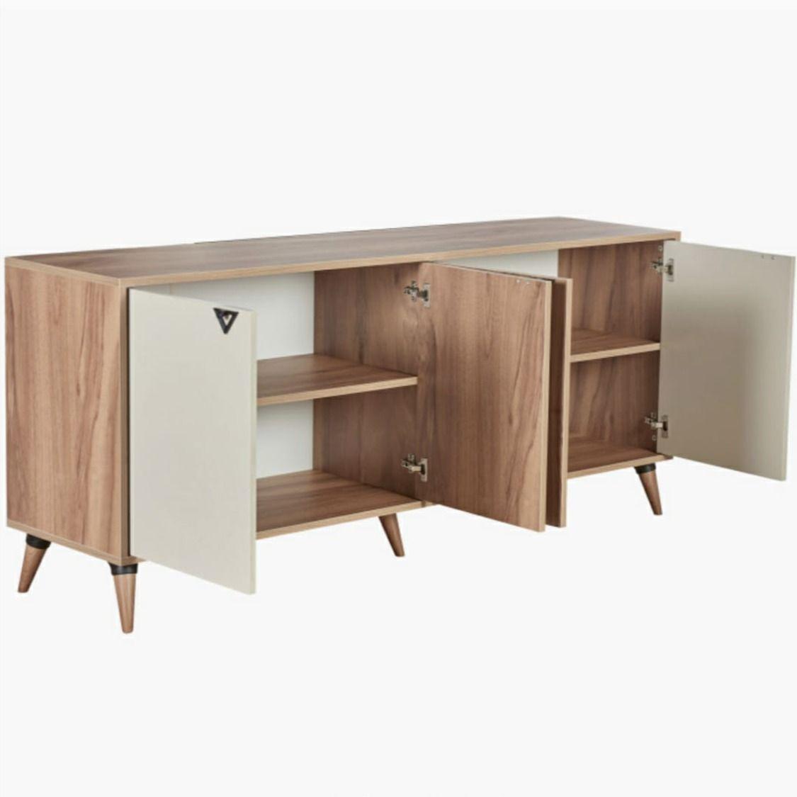 وحدة تخزين بدروج Furniture Home Storage