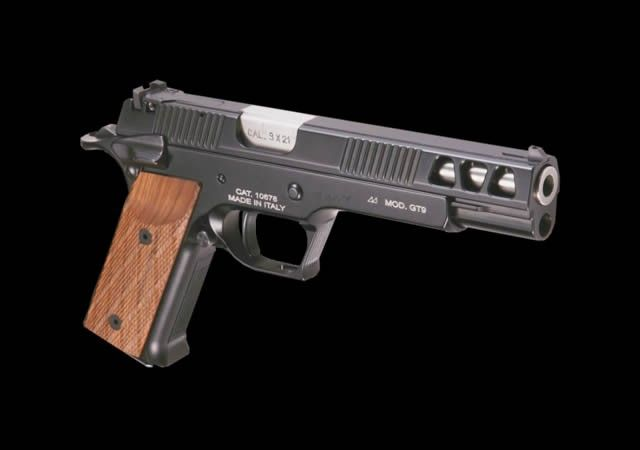 PARDINI GT9 9mm, 40cal, 45cal Find our speedloader now!  http://www.amazon.com/shops/raeind