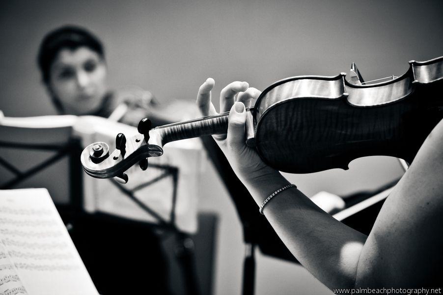 Master Musicians Inc. of South Florida Violin Duo South