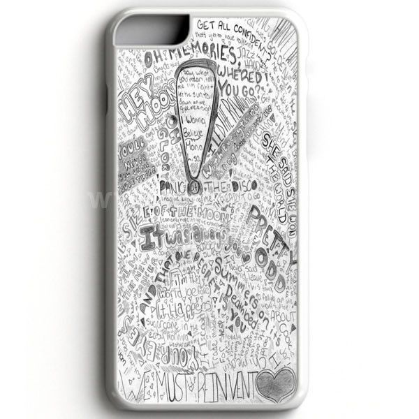 Panic At The Disco Flowers iPhone 7 Case | aneend
