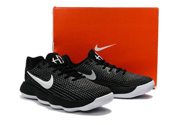 455b97b554c4 New Hyperdunk Men Basketball Shoes Size 9 10.5 2017 EP Low Colorways Oreo  Black White