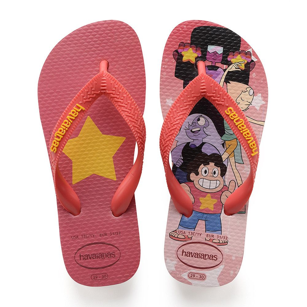 434b7afc8fa9d Havaianas Kids Cartoon Sandal Pearl Pink Price From  15