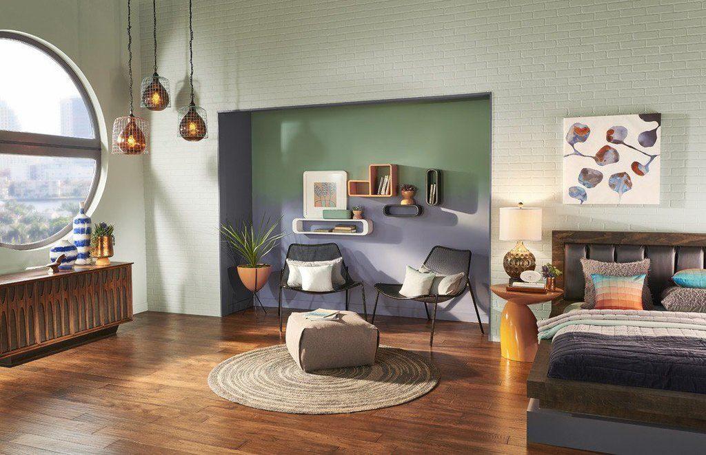 Reglas para elegir el color ideal, técnica que sirve para crear equilibro visual en cualquier espacio, desde muros y techos hasta accesorios.