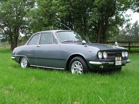 '68 ISUZU BELLETT 1600 GT  #CKB