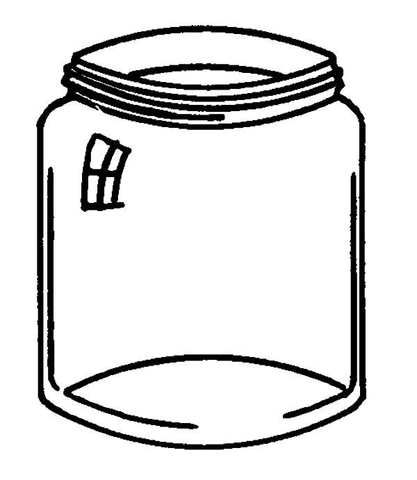 Glass Jar Coloring Pages Bulk Color Coloring Pages Glass Jars Jar