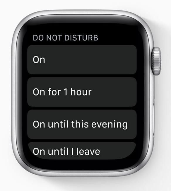 What's new with Notifications in watchOS 5 Apple watch