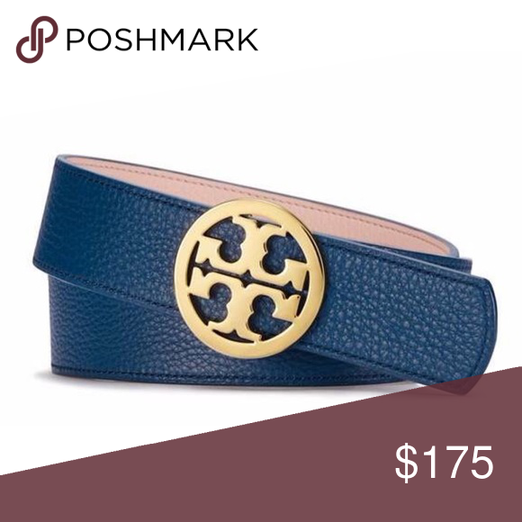 7f273a0bb81 Tory Burch Reversible Logo Belt TORY BURCH Reversible Logo Belt in Tidal  Wave Sweet Melon. Authentic. Brand new. Final sale. Pls ask questions  before ...