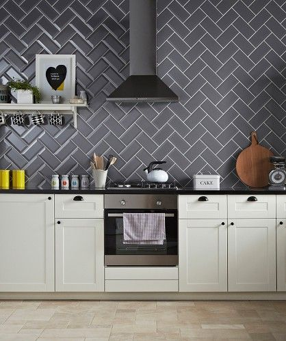 love this for the tiles at this angle this colour for kitchen or white for. Interior Design Ideas. Home Design Ideas