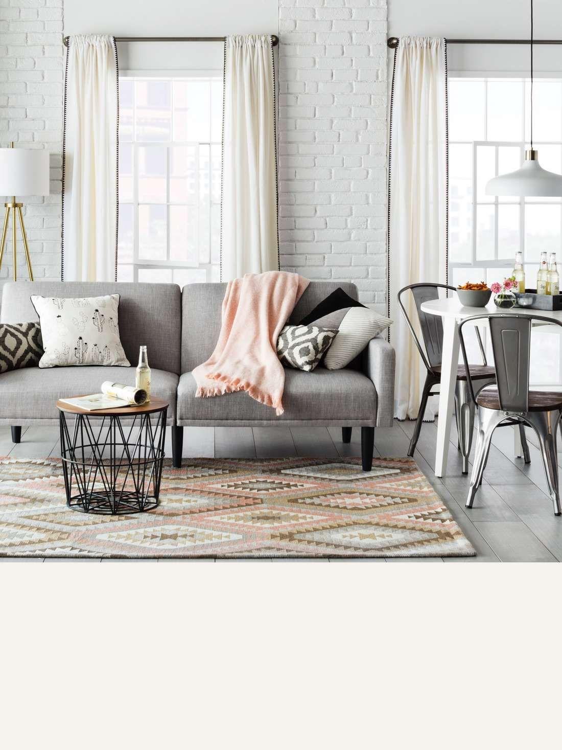 Majestic Target Living Room Furniture Nate Berkus
