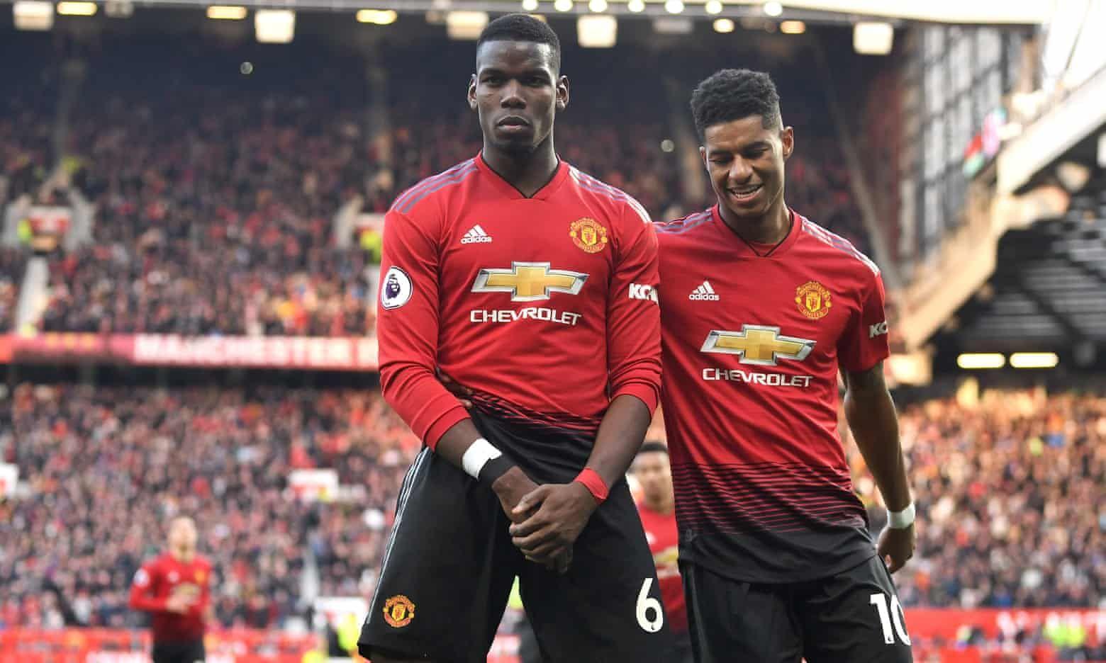 Manchester United 2 1 West Ham United Premier League As It