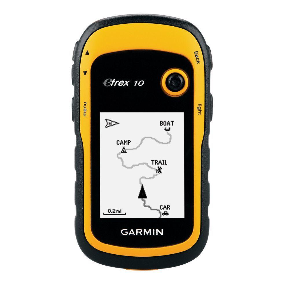 Garmin eTrex® 10 Handheld GPS Garmin etrex, Garmin gps
