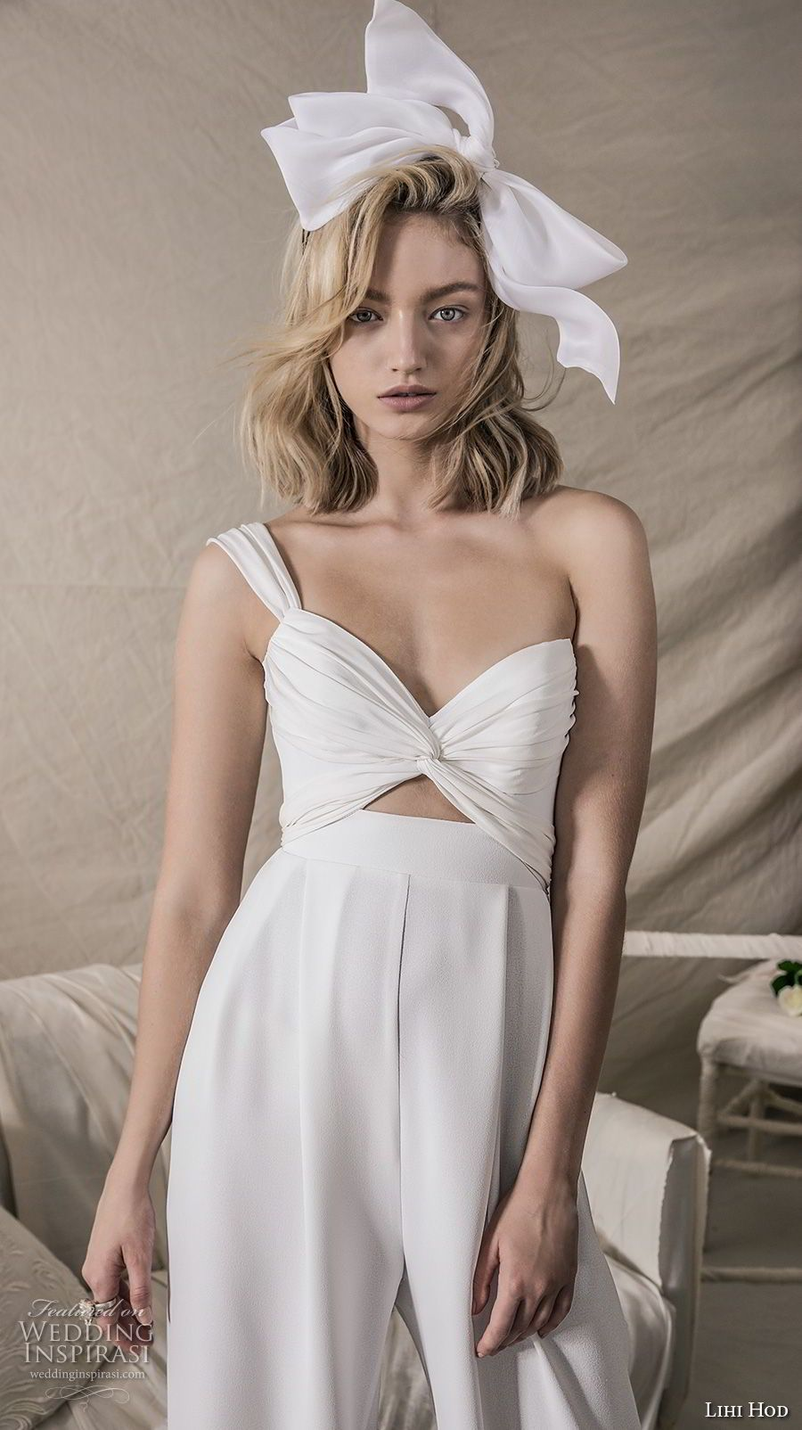 "Lihi Hod 2018 Wedding Dresses — ""A Whiter Shade of Pale"" Bridal ..."