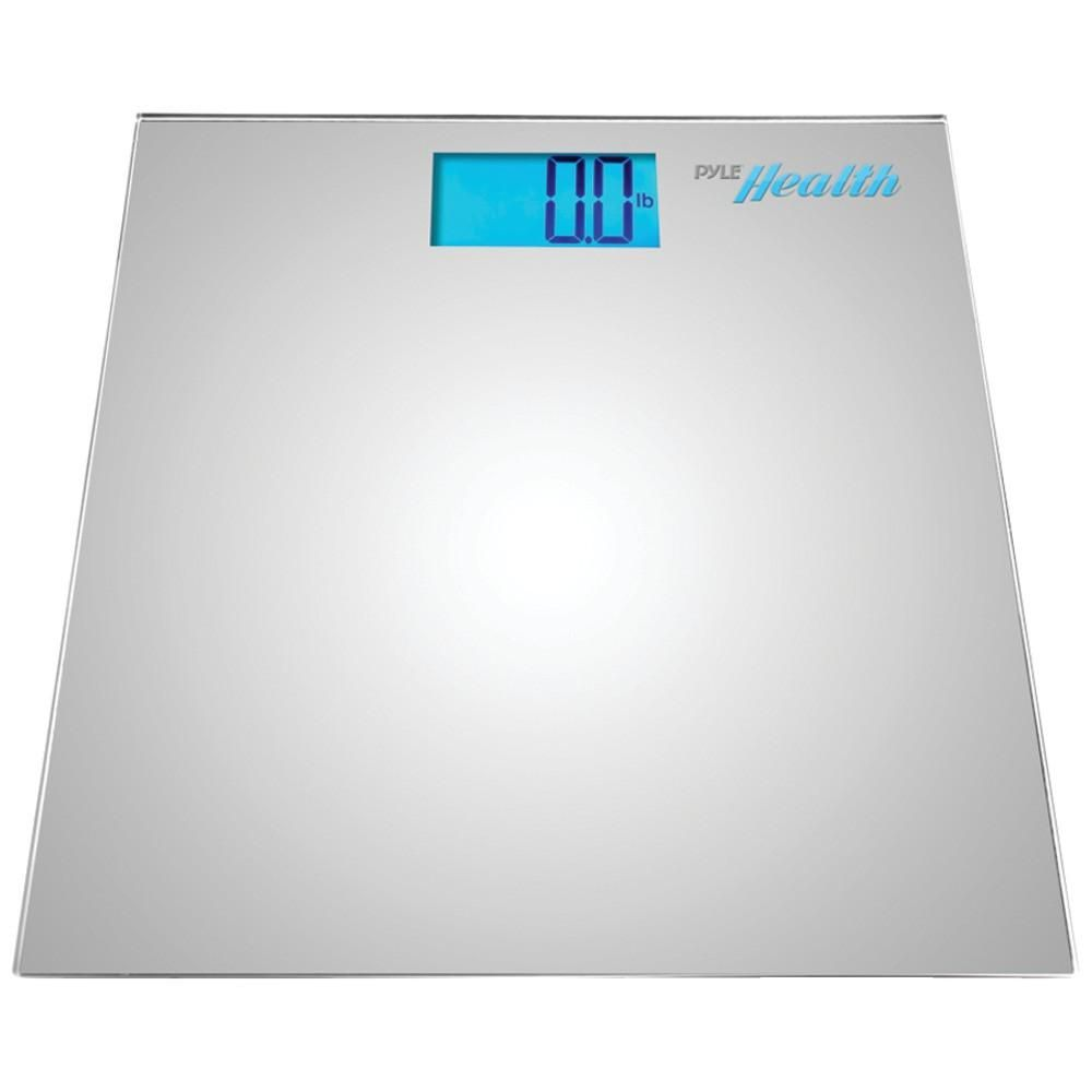 Pyle Pro Bluetooth Digital Weight Scale (silver) Digital