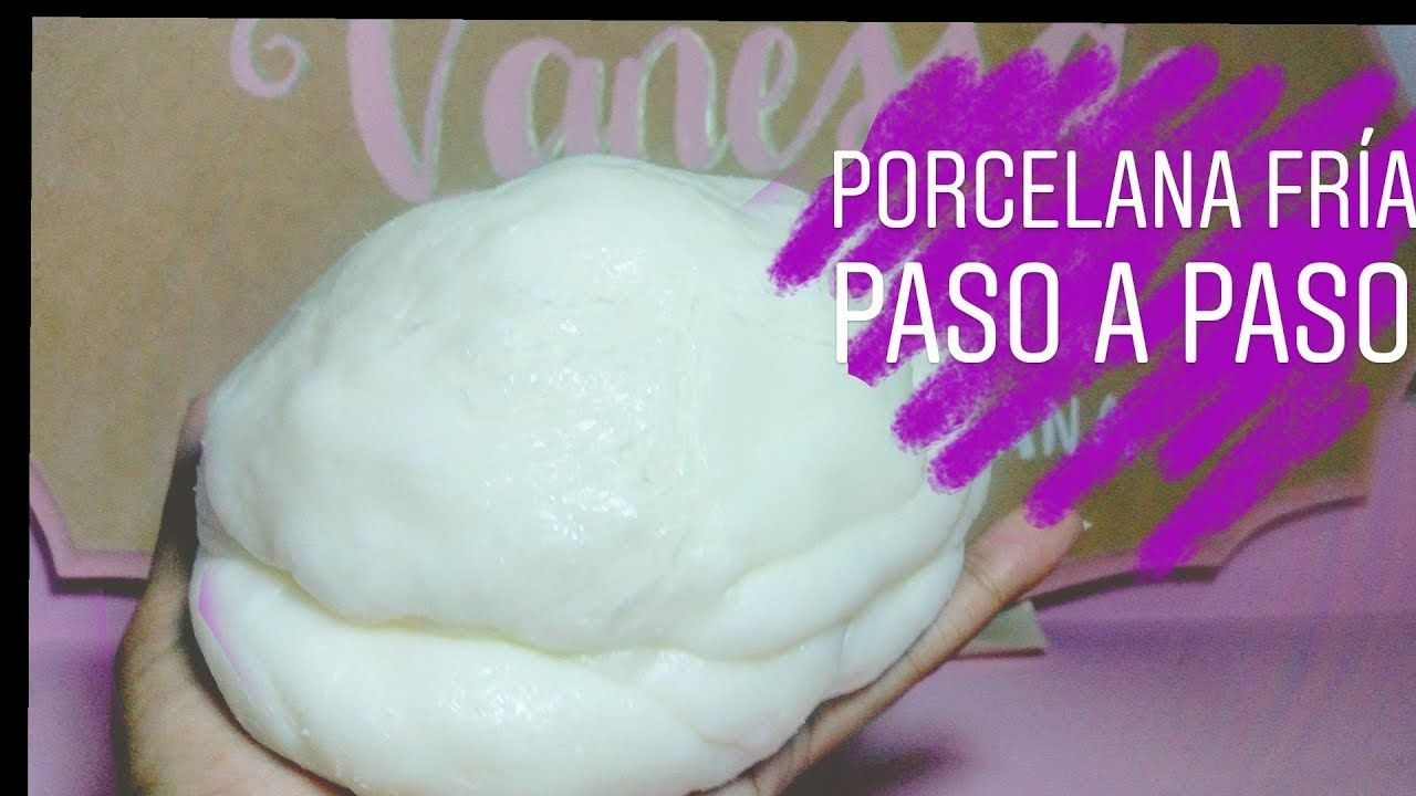 Aprende A Hacer Porcelana Fria Paso A Paso Porcelana Fria Paso A Paso Porcelana Fria Porcelana