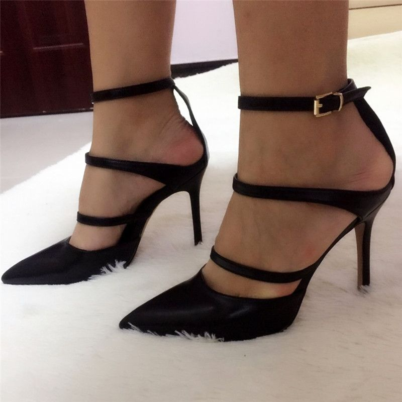 Sexy Kleid High Heels