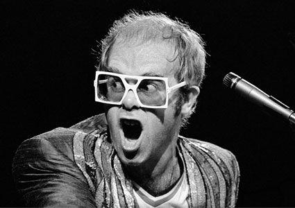 Elton John is a boss, dont even deny it.