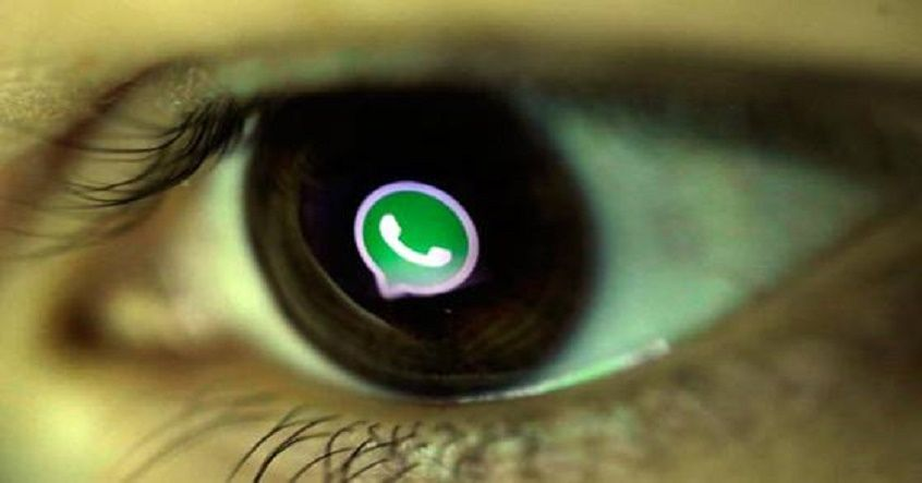 This is why you should never click WhatsApp links sent in
