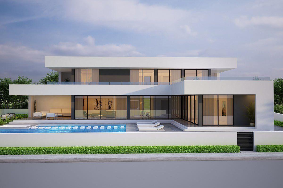 Custom build your dream villa in Ibiza
