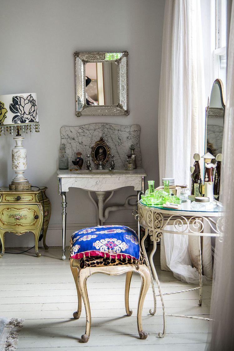 Mapesbury road • la bohéme • pinterest house tours house and home