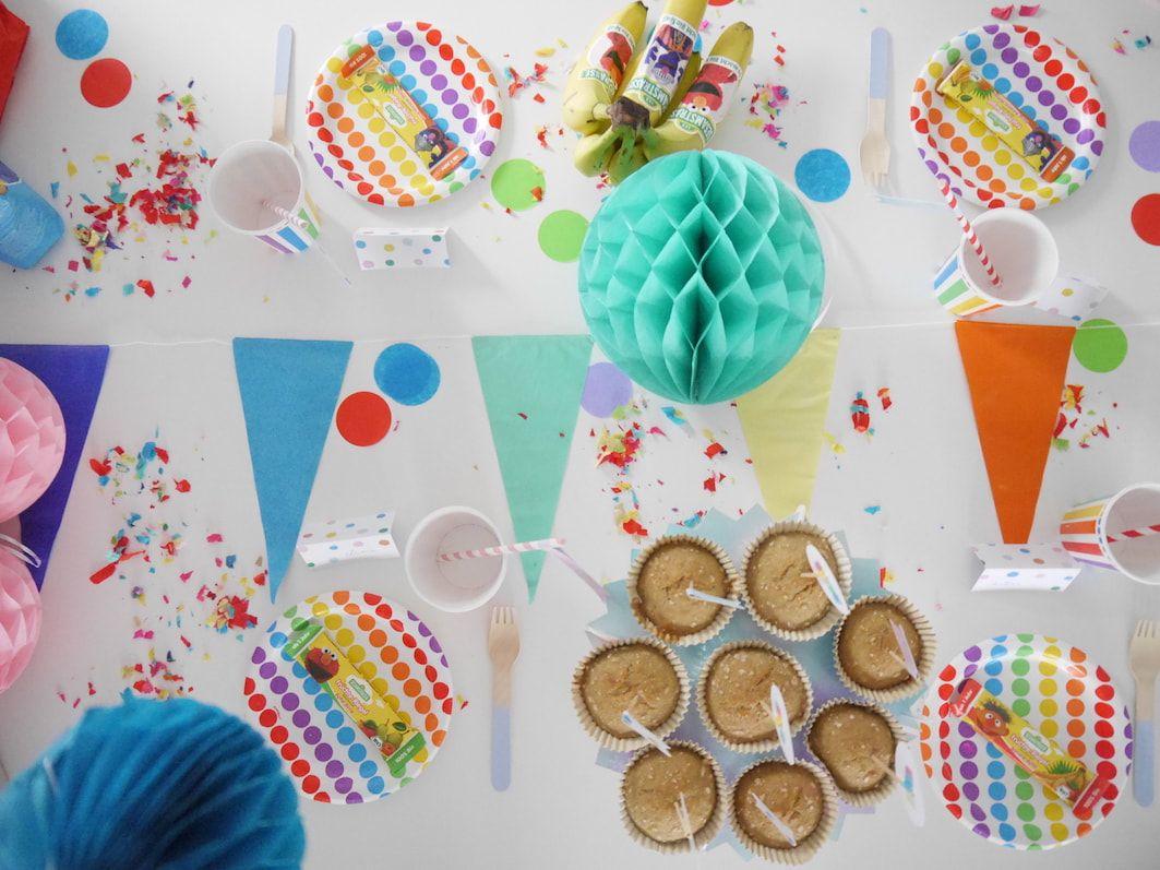Kindergeburtstag Bunt Unsere Tischdeko Kindergeburtstag Kuchen I