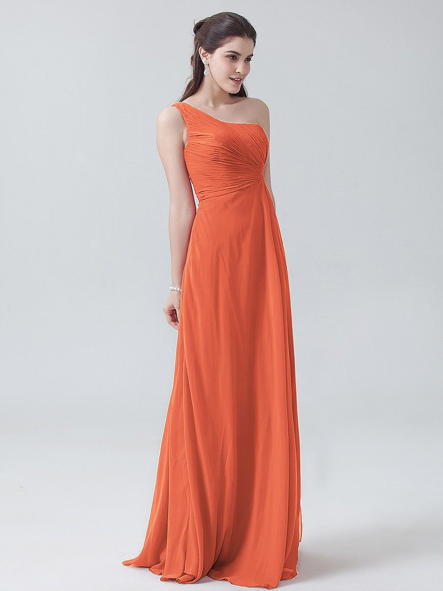 One Shoulder Pleated Dress Plus and Petite sizes
