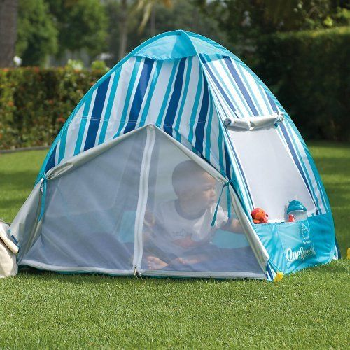 promo code 52fec c138d Sun Smarties Infant Cabana Beach Tent by One Step Ahead ...
