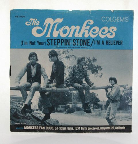 The Monkees Im A Believer