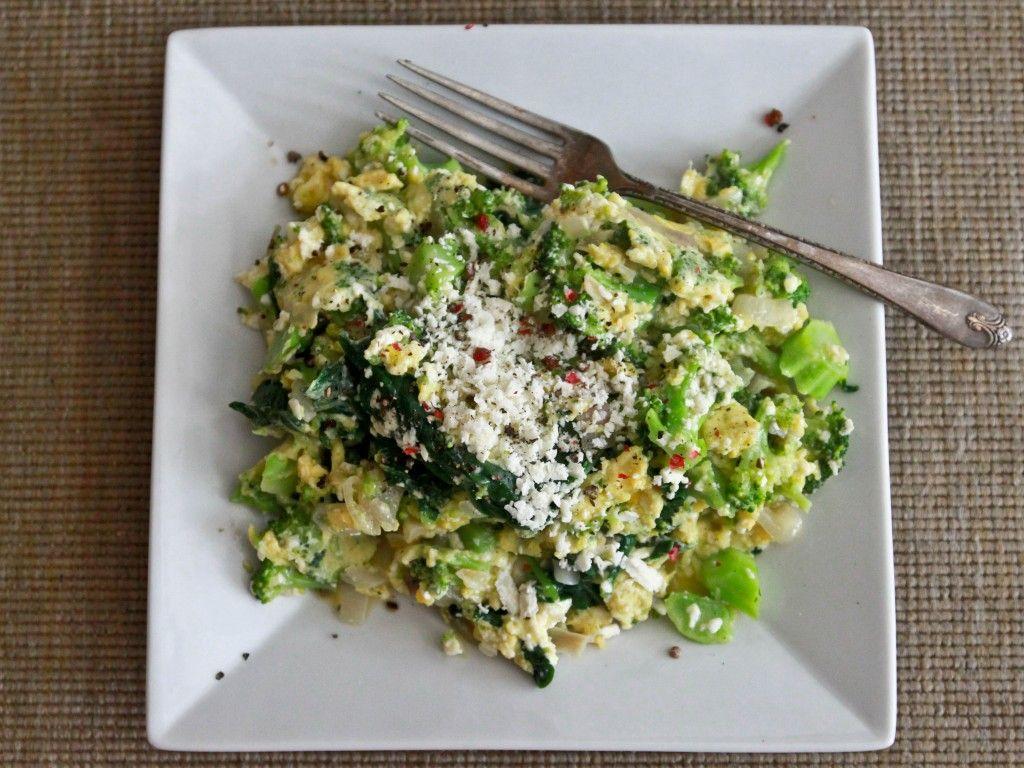Egg & Broccoli Casserole