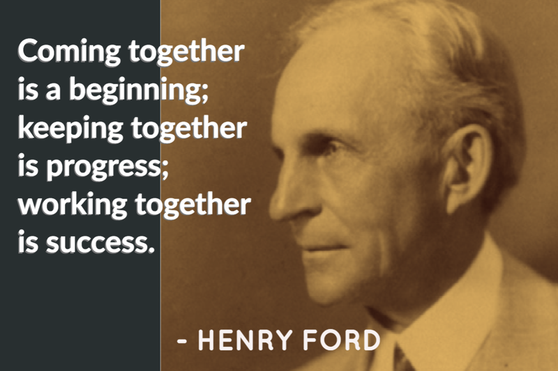 Henry Ford Was The Founder Of The Ford Motor Company Inspirational Quotes About Success Henry Ford Quotes Inspirational Quotes
